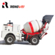 1.2 m3 4X4 Diesel Self loading Concrete Mixer Machine for Sale