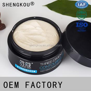 Guangzhou Sheng Kou Beauty Extra Hold Hair Clay Matte Hair Paste