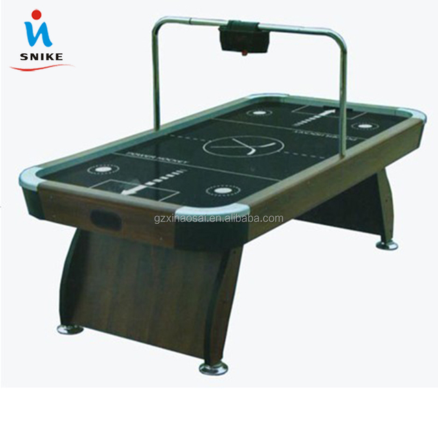 Popular Cheap MDF Or Wooden Air Hockey Tables SA 001 With 2~4 Fans