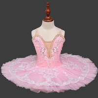 Classical Ballet Professional Tutu Leotard Dress For Women'S Children Sequin Sling Convertible Ballet Tights Dresses DL2689