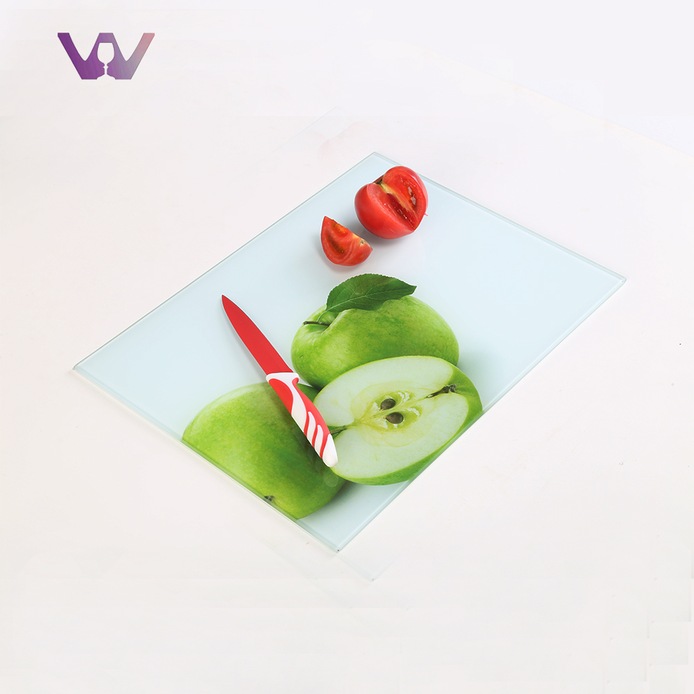 New Design High Quality Cutting Board Metal Handle