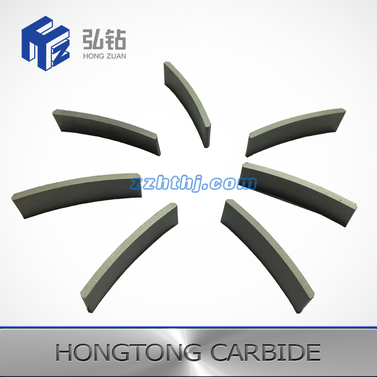 Tungsten carbide cutting bearker inserts weld on agriculture tools