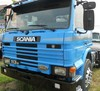 Used Scania Tractor Truck Head113H 1995Y Unbelievable Clean in Korea