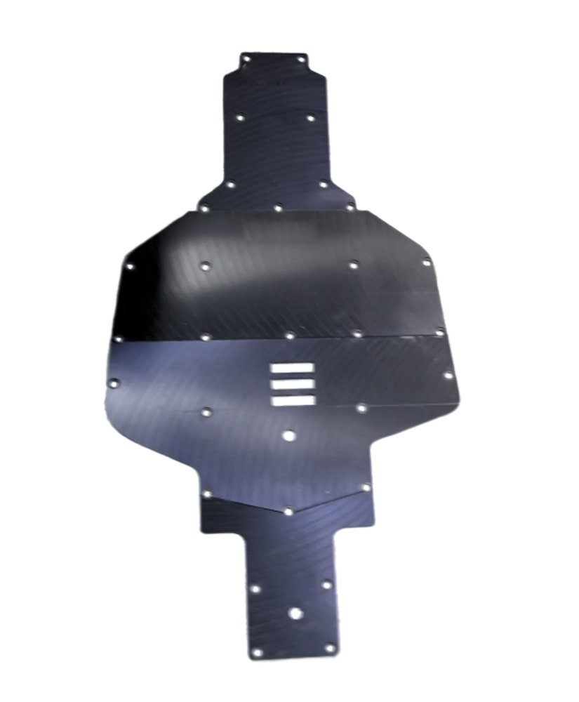 SSS OFF ROAD 1267-HP-5 Skid Plate