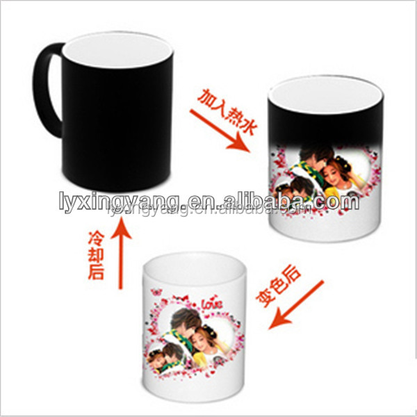 new product OEM color changing magic mug,personalized custom mug,wholesale sublimation mug factory