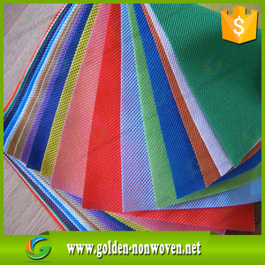 nonwoven fabric recycle bag material/waterproof pp eco cloth/breathable non woven lining sheet