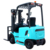 Good quality small electric forklift truck