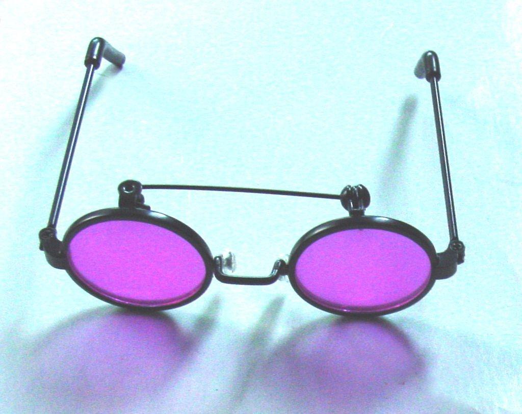 4 Sunglasses Summer Shades Pair John Lennon Beach Beatles Ringo Star Toy