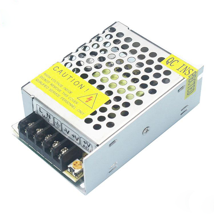 CCTV Switching 25W 12V 2A Power Supply