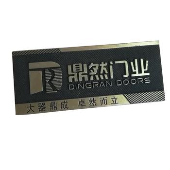 Custom Wholesale Engraved Blank Plexiglass Acrylic Nameplates Desk Name Plate - Buy Plexiglass ...