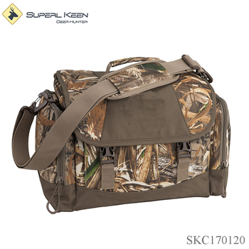 Realtree Waterfowl Hunting Camo Ammo Bag Floating Duck Blind Real Tree Product On
