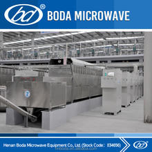 cocoa powder microwave dryer
