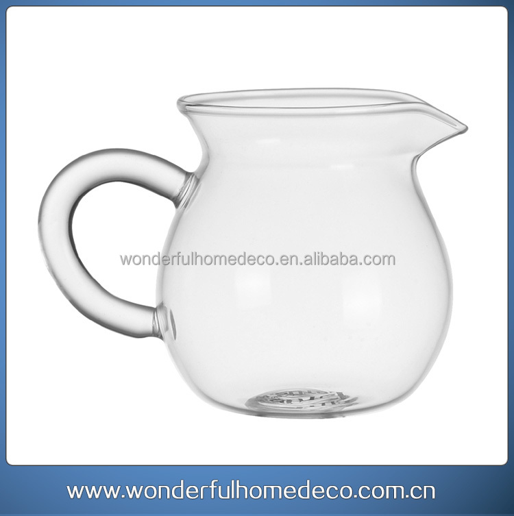 Wholesale Glass Sugar and Creamer Set