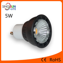 ce rohs hot sale alibaba website e27 high quality aluminum indoor 5w led ceiling spot light gu10