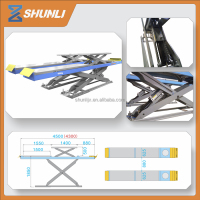 CE approval 4 wheel alignment car lift