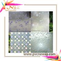 High quality decorative window film/removable window fim/ decorative window film for glass or window
