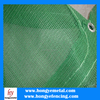 Windbreak Protect Netting Construction Safety Mesh Orange Safety Net