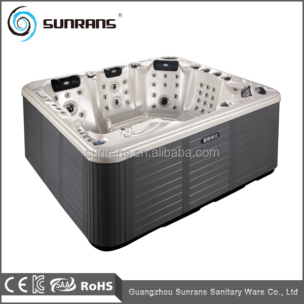 Hot Sale Sunrans Supplier Balboa Aristech Acrylic Outdoor Hot Tub Spa With High Quality From China Factory