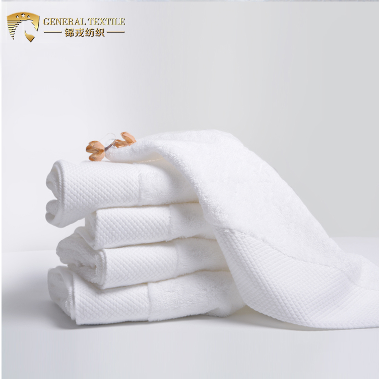 Customized Plain White 100 Cotton Towels Hand Towels Cheap