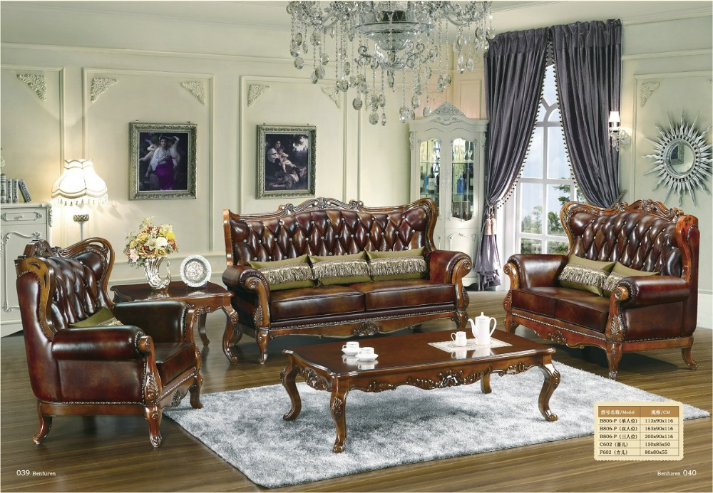 Online Get Cheap Luxury Sofa Sets Aliexpress Com
