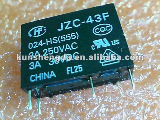 JZC-43F-024-HS PCE