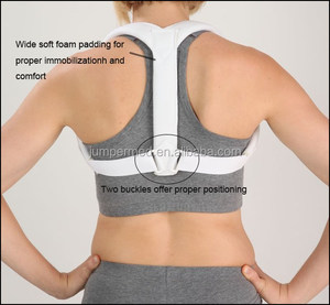 Samderson C1CLPO-201 Direct Factory Shoulder Brace for Posture with CE, FDA
