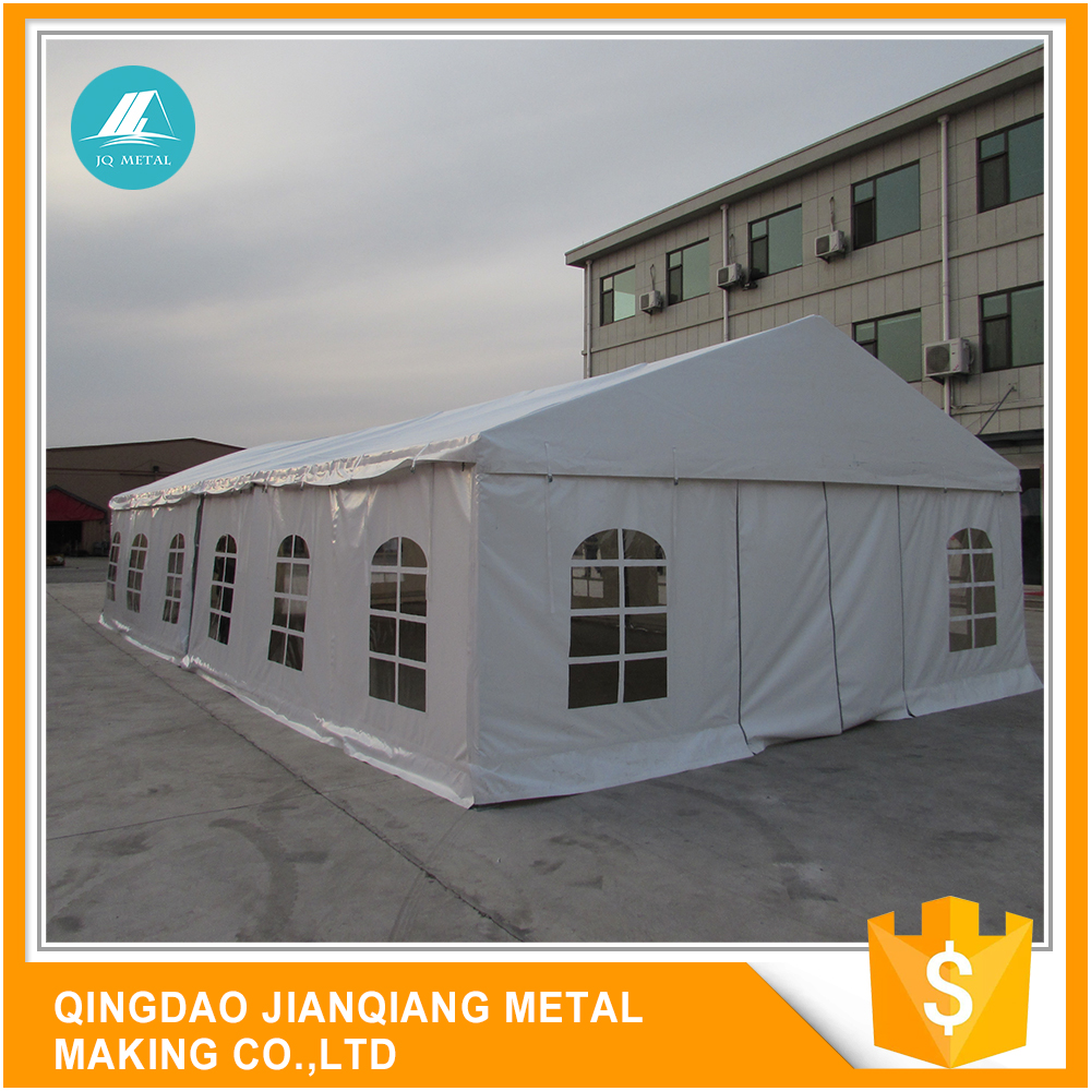 JQA2040P Outdoor 3 X 6 Meters Marquee Heavy Duty Wedding Party Tent With Sides