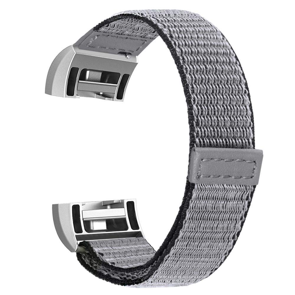 WatchBand FitbitCompatible Fitbit Bands for Girls FitbitChargeReplacementParts FitbitChargeBand FitbitWatchStrap FitbitStrap (Black,Charge2)