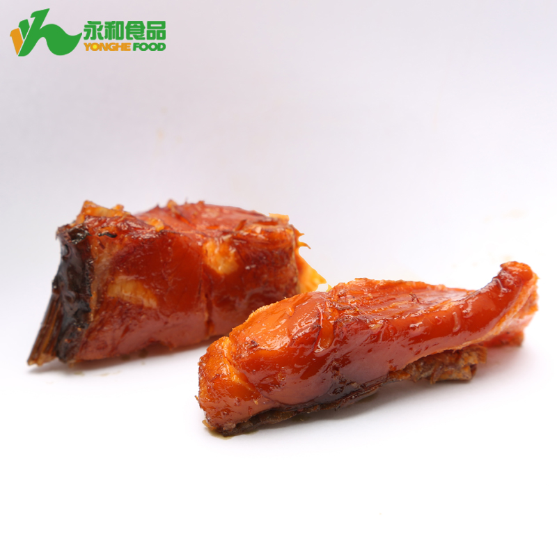 Flavorful and High-grade Chinese Fish Steak Snacks Children Instant Food