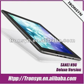 happy try buy sanei n90 deluxe tablet pc android 4 0 bluetooth 9,7 inches ips 16gb / 1gb ram hdmi HAVE ONLY SOFTWARE