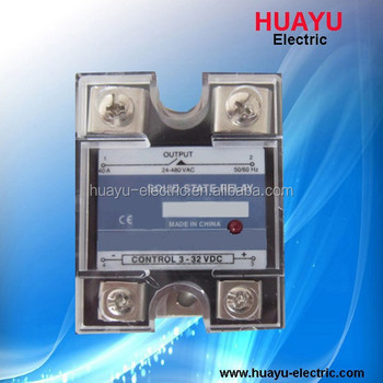 Dc To Ac Solid State Relay Relay Ssr40da Buy Solid State Relay