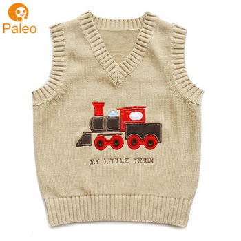 fef487cca Manufacturer Custom Hot Sale Kids Hand Knit Vest Pattern Child ...