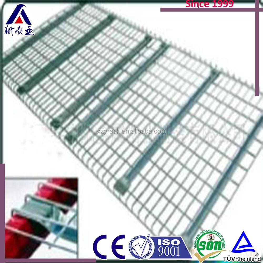 Racking Storage Scaffold Wire Mesh Deck Railing - Buy Galvanized ...