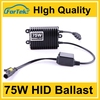 hot sale factory price 70w 75w 100w xenon hid ballast manufacturer wholesale 35w 55w 75w 100w