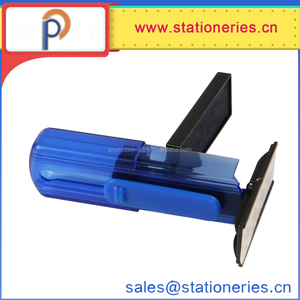 Self-inking ID guard stamp materials/Rubber ID guard stamps