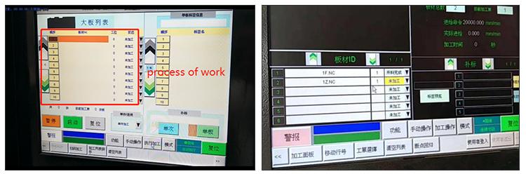 CA20-9 ATC Mandrino Centro di Lavorazione CNC Per La Lavorazione Del Legno