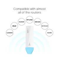 Portable 2.4 ghz wireless wifi range router repeater network extender signal booster USB port
