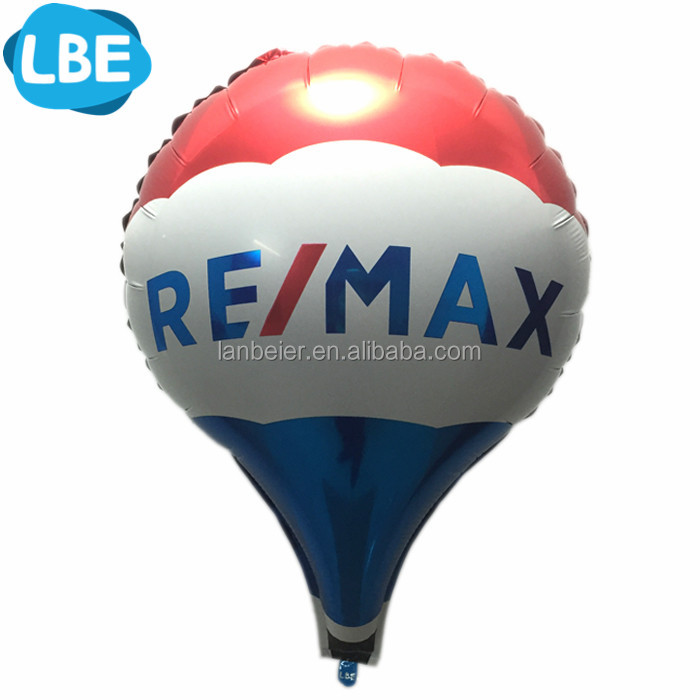small size custom foil material remax balloon