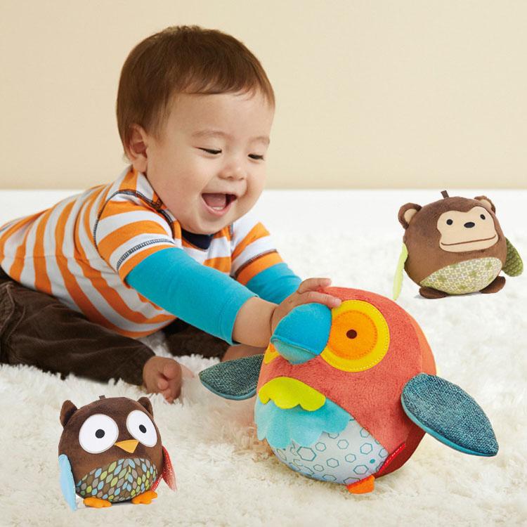 Super Safe Baby Toys Creative Soft Toys Unique Baby Plush ...