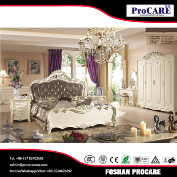 Factory direct sale for french royal style bedroom for Factory direct bedroom furniture