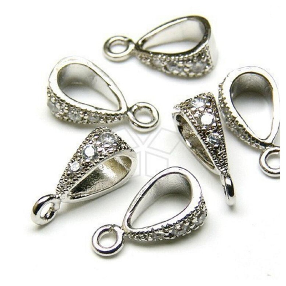 artbeads silver jewelry ssa bail antique jbb supplies filigree pendant sterling teardrop