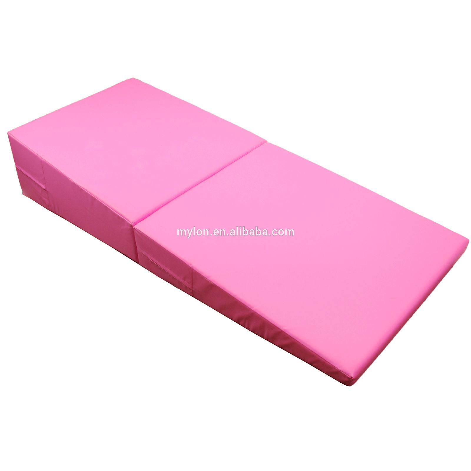cheese folding incline gymnastics x mat training tumbling dp quot wedge equipment mats medium