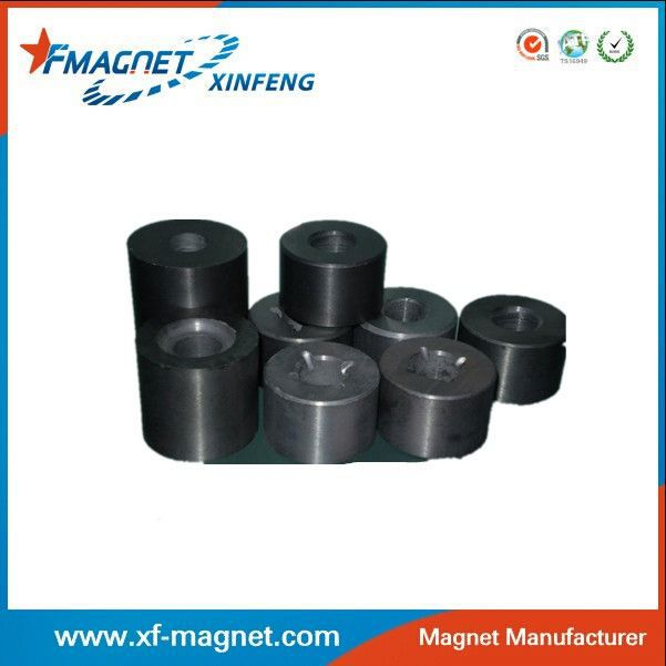 Strong Powerful Permanent Ferrite/Ceramic Magnets