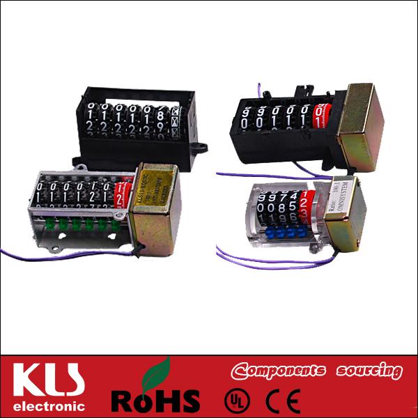 Good Quality 6 Digits Lcd Display Counter Ul Ce Rohs 349 Kls