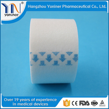 disposable medical device paper masking tape meidcal paper tape measure non-stick meidcal paper tape