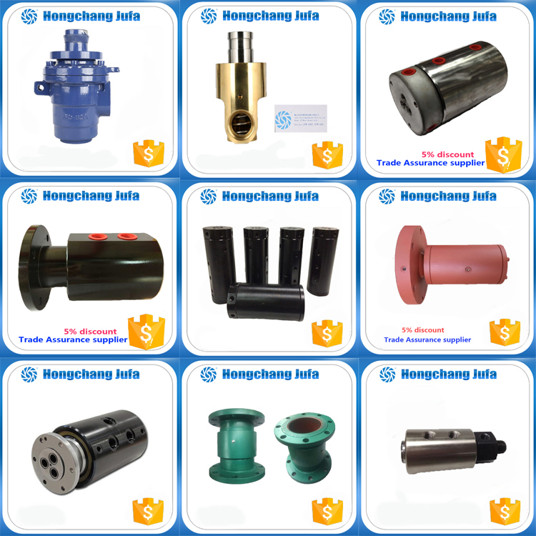 Oil heating design mechanical rotary joint pipe swivel joints manufacturer