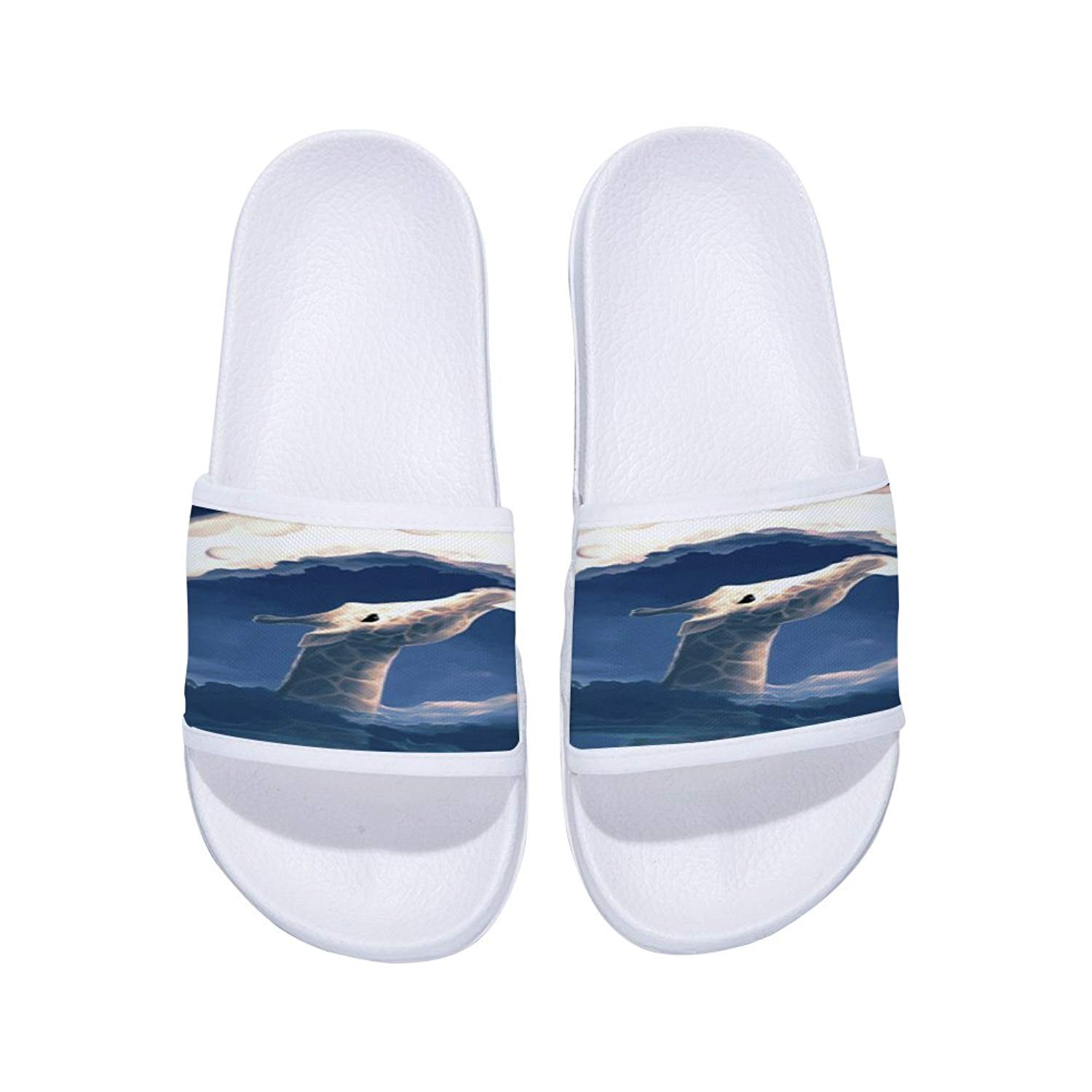 Little Kid//Big Kid Jeremy Stone Beach Sandals for Boys Girl Comfortable Soft Sole Shower Slippers