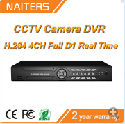 H.264 and P2P 4CH Stand-alone DVR, Surpport mobile review, full D1 cctv DVR home security system!
