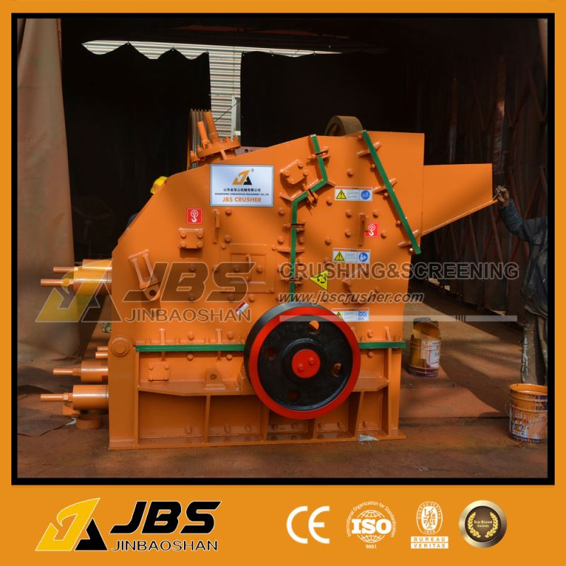JBS Lastest technology fully automated 130-180t/h impact crusher