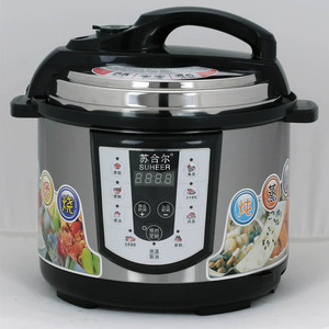 kitchen appliance intelligent electric pressure cooker